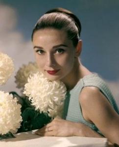 Audrey Hepburn, 1929-1993.