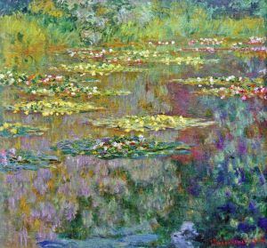water-lilies-3 Monet